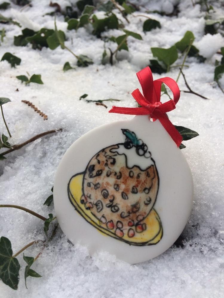 Ceramic Hanging - Addurn Hongian