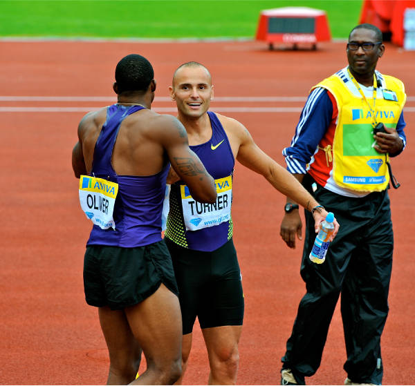 david oliver athlete