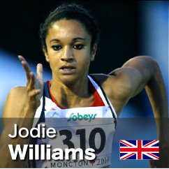 One to Watch - Jodie Williams