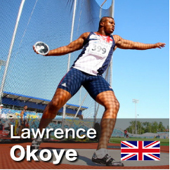 One to Watch - Lawrence Okoye