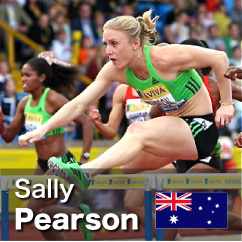 One to Watch - Sally Pearson