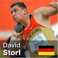 One to Watch - David Storl