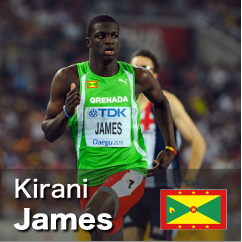 One to Watch - Kirani James