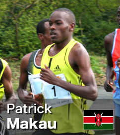 Patrick Makau - the new Marathon World Record holder