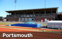 Mountbatten Centre Track - Portsmouth