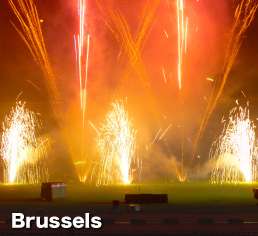 Fireworks at Brussels Diamond League