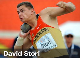 German David Storl could shine in 2012