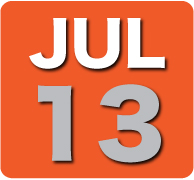 Friday 13 July 2012