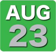 Thursday 23 August 2012