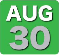 Thursday 30 August 2012