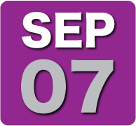 Friday 7 September 2012