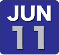 Monday 11 June 2012