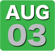 Friday 3 August 2012