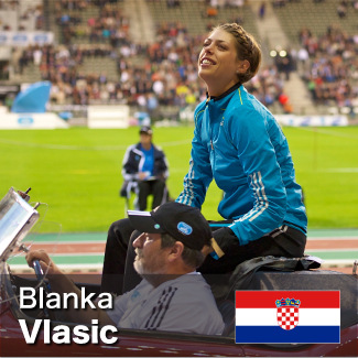 Blanka Vlasic - High Jump