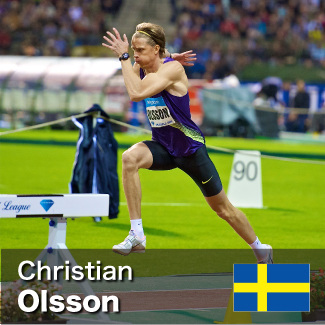 Christian Olsson - Triple Jump