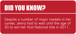 Did You Know - Jenny Meadows