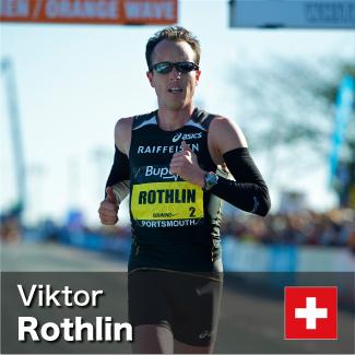 Viktor Rothlin - Marathon