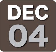 Sunday 4 December 2011
