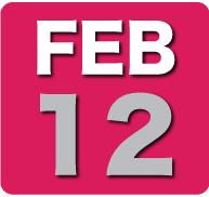 Sunday 12 February 2012