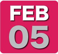 Sunday 5 February 2012