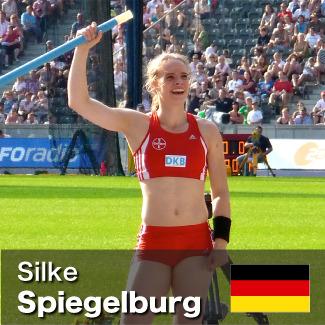 Silke Spiegelburg - Pole Vault