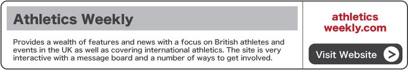 Visit Athletics Weekly website