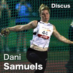 Australia - Dani Samuels
