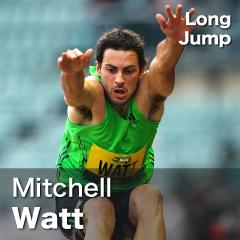 Australia - Mitchell Watt