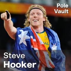 Australia - Steve Hooker