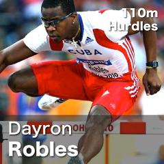 Cuba - Dayron Robles