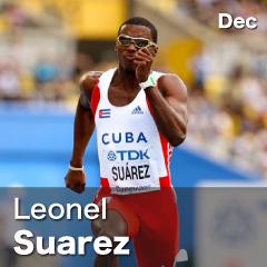 Cuba - Leonel Suarez