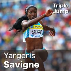 Cuba - Yargeris Savigne