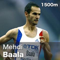 France - Mehdi Baala