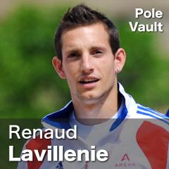 France - Renaud Lavillenie