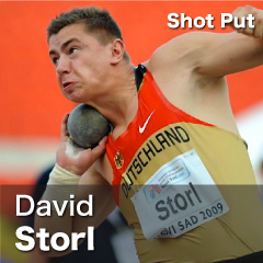 Germany - David Storl