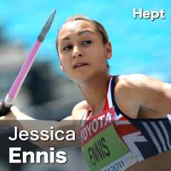 Great Britain - Jessica Ennis