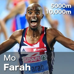 Great Britain - Mo Farah
