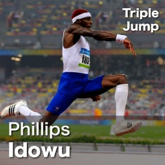 Great Britain - Phillips Idowu