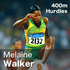 Jamaica - Melaine Walker