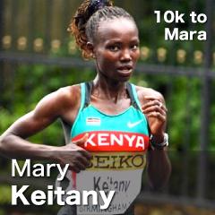 Kenya - Mary Keitany