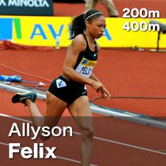 USA - Allyson Felix