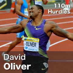 USA - David Oliver