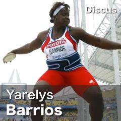 Cuba - Yarelys Barrios