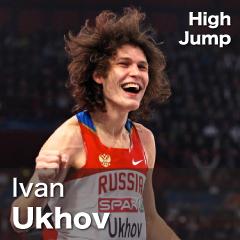 Russia - Ivan Ukhov
