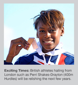 Perri Shakes-Drayton will be especially pleased