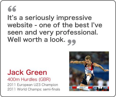 Feedback - Jack Green