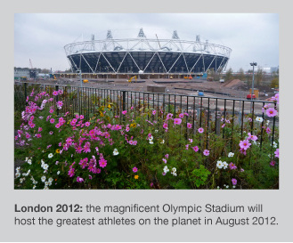 London 2012 gets ever closer