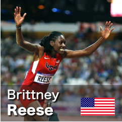 One to Watch - Brittney Reese