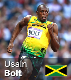 Olympic Champion - Usain Bolt