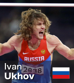 Olympic Champion - Ivan Ukhov